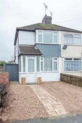 Thumbnail 2 bed semi-detached house for sale in Sandhouse Crescent, Scunthorpe, Lincolnshire