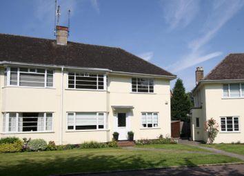 Thumbnail 2 bedroom maisonette to rent in Anlaby Court, Evesham Road, Cheltenham