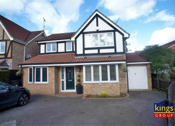 Thumbnail 4 bed detached house for sale in Merlin Close, Waltham Abbey