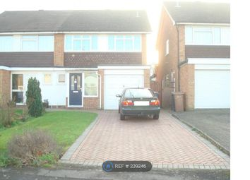Thumbnail 4 bed semi-detached house to rent in Chestnut Walk, Chelmsford