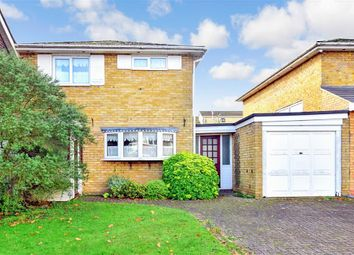 Thumbnail 3 bed detached house for sale in The Knares, Basildon, Essex