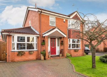 Thumbnail 3 bed detached house for sale in Broughton Way, York