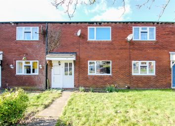 Thumbnail 2 bedroom terraced house for sale in Bridgwater Close, Walsall Wood, Walsall