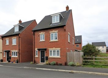Thumbnail Detached house for sale in Malpit Road, Kings Newton, Derbyshire