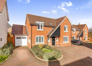 Thumbnail 4 bed detached house for sale in Tillage Close, Tyttenhanger, St. Albans