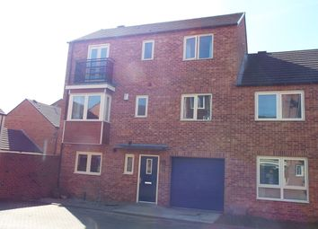 Thumbnail 5 bed semi-detached house for sale in Davy Road, Allerton Bywater, Castleford
