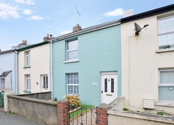 Thumbnail 2 bed terraced house for sale in Queen Street, Newton Abbot, Devon