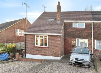 Thumbnail 3 bed semi-detached house for sale in Caves Farm Close, Sandhurst, Berkshire