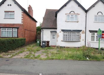 3 bed semi-detached house for sale in Victoria Road, Wednesfield, Wolverhampton WV11