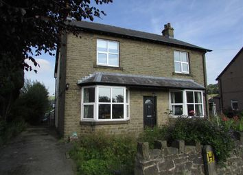 Thumbnail 3 bed detached house for sale in Warmbrook Road, Chapel-En-Le-Frith, High Peak