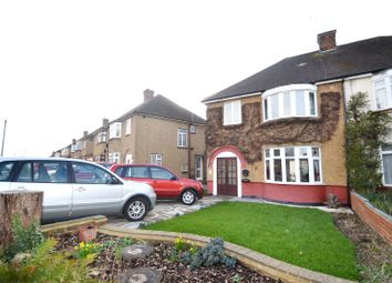Thumbnail 3 bed semi-detached house for sale in Fourth Avenue, Garston, Watford