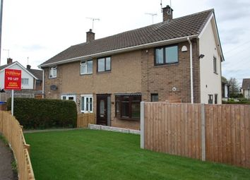Thumbnail 3 bed property to rent in Castle Park Road, Horninglow, Burton Upon Trent, Staffordshire
