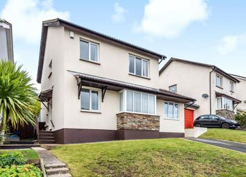 Thumbnail 5 bed detached house for sale in Moor View Drive, Teignmouth, Devon