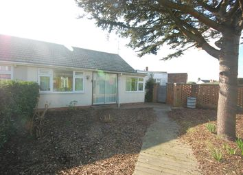 Thumbnail 3 bed semi-detached bungalow for sale in Park Crescent, Selsey