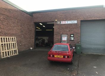 Thumbnail Commercial property for sale in Unit 12, Boardman Industrial Estate, Boardman Road, Swadlincote, Derbyshire