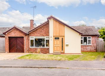Thumbnail 4 bed detached bungalow for sale in St. Marys Close, Southam, Warwickshire