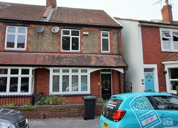Thumbnail 4 bed end terrace house to rent in Stoke Lane, Westbury-On-Trym