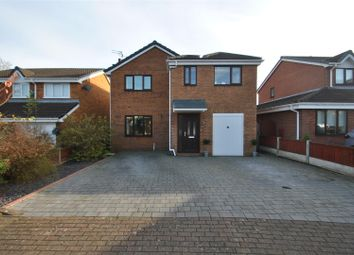 Thumbnail 5 bed detached house for sale in Warren Croft, Norton, Runcorn