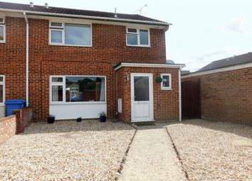 Thumbnail 3 bed end terrace house for sale in Hewitt Road, Hamworthy, Poole, Dorset