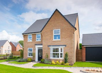 """Thumbnail 4 bed detached house for sale in """"Holden"""" at Manywells Crescent, Cullingworth, Bradford"""