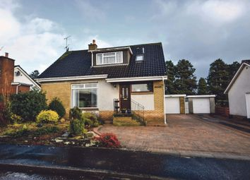 Thumbnail 4 bed detached house for sale in Melloch Crescent, Tillicoultry, Clackmannanshire
