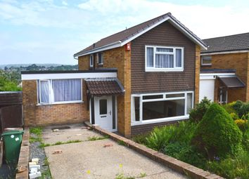 Thumbnail 4 bedroom property to rent in Moorland View, Crownhill, Plymouth