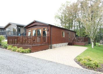 Thumbnail 2 bed mobile/park home for sale in 53 Thanet Well Lodge Retreat, Greystoke, Penrith, Cumbria