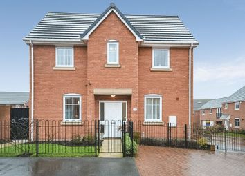 Thumbnail 3 bed detached house for sale in 75 Sutton Avenue, Newcastle