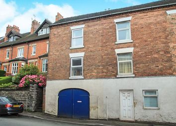 Thumbnail 2 bed end terrace house for sale in Station Street, Ashbourne