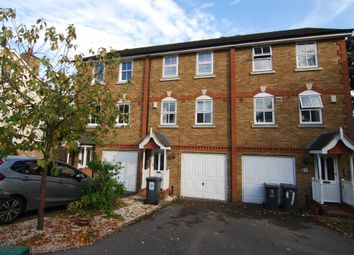 Thumbnail 3 bed town house to rent in Lime Tree Close, Tonbridge