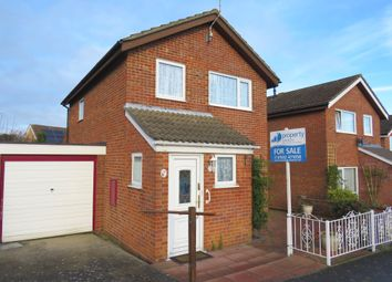 Thumbnail 3 bed detached house for sale in Queen Elizabeth Drive, Beccles