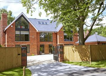 Thumbnail 6 bedroom detached house for sale in Larch Avenue, Sunninghill, Ascot