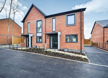 Thumbnail 3 bed semi-detached house for sale in Meadow Lane, South Normanton, Alfreton