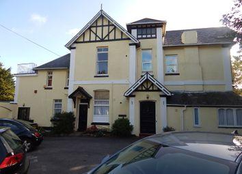 Thumbnail 2 bedroom flat to rent in Chelston Road, Torquay