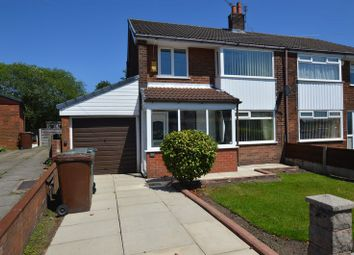 Thumbnail 3 bed semi-detached house to rent in Newington Drive, Bury
