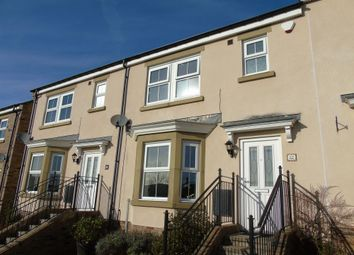 Thumbnail 3 bedroom terraced house for sale in Whitton View, Rothbury, Morpeth