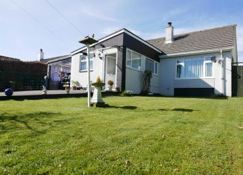 Thumbnail 3 bed detached bungalow for sale in Tregaller Lane, South Petherwin, Launceston