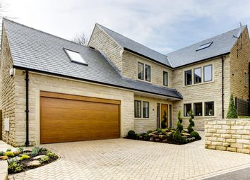 Thumbnail 6 bedroom detached house for sale in Dore Lodge Gardens, Sheffield