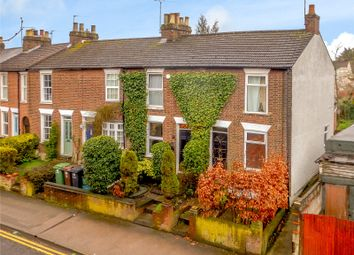 Thumbnail 2 bed terraced house for sale in Sandridge Road, St. Albans, Hertfordshire