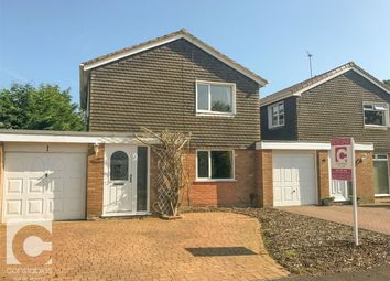 Thumbnail 3 bed detached house for sale in Sealy Close, Spital, Wirral, Merseyside