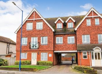 Thumbnail 2 bedroom flat to rent in St. Johns Road, Whitstable