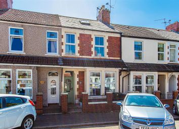 Thumbnail 3 bed terraced house for sale in Staines Street, Canton, Cardiff