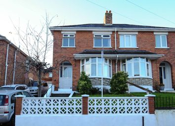 Thumbnail 3 bedroom semi-detached house for sale in Clonaver Crescent North, Belmont, Belfast