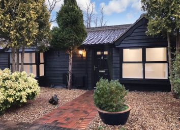 Thumbnail 1 bed bungalow to rent in Coxtie Green Road, Pilgrims Hatch, Brentwood