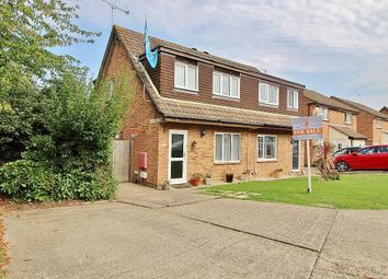 Thumbnail Semi-detached house for sale in Nerissa Close, Waterlooville