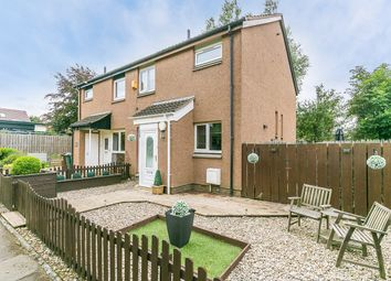 Thumbnail 1 bed end terrace house for sale in Stuart Crescent, Corstorphine, Edinburgh