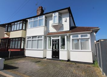 Zig Zag Road, West Derby, Liverpool L12. 3 bed semi-detached house