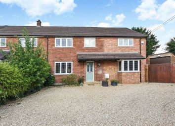 Thumbnail 4 bedroom semi-detached house for sale in Windmill Fields, Four Marks, Alton