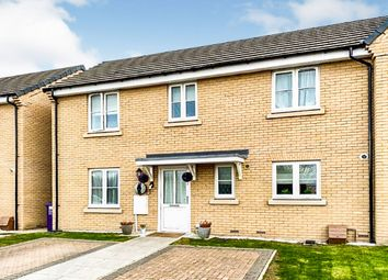 3 bed semi-detached house for sale in Binyon Way, Royston SG8