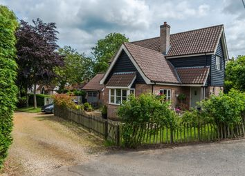 Thumbnail 3 bed detached house for sale in Finningham, Stowmarket, Suffolk